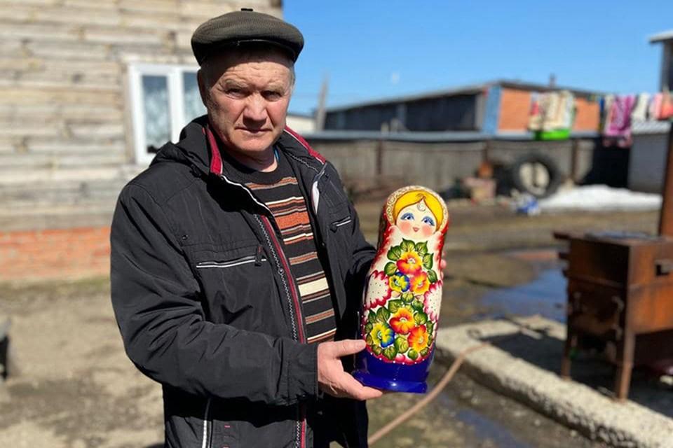Полхов-Майдан уже не одну сотню лет славится своими матрешками и другими деревянными изделиями.