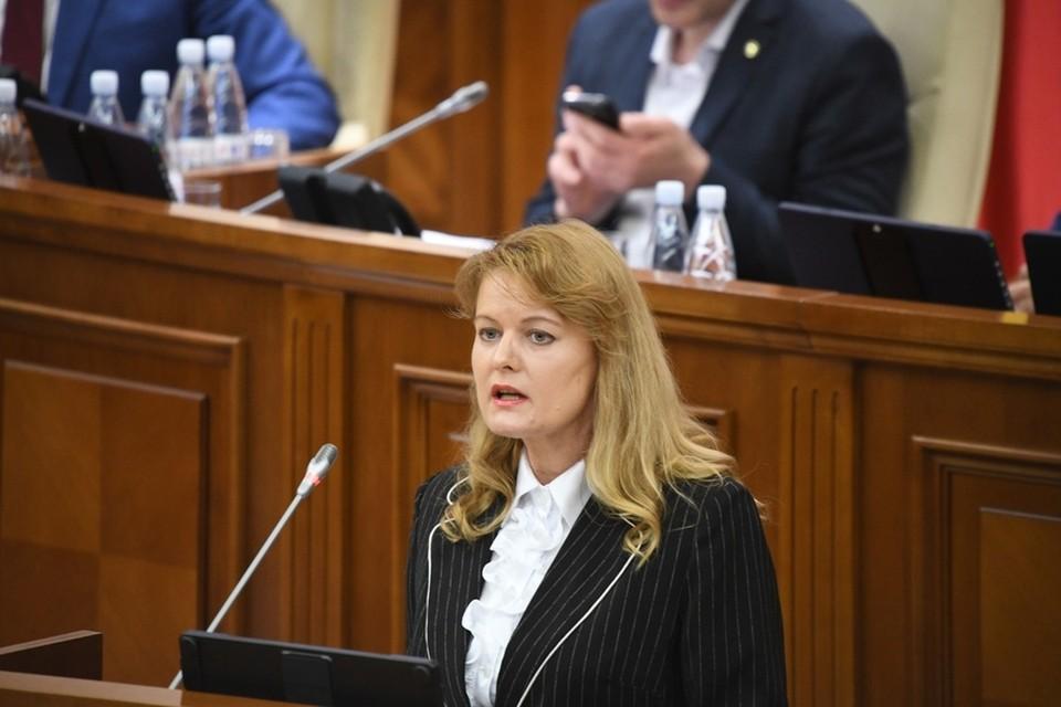 Люба Шова решила судьбу Молдовы.