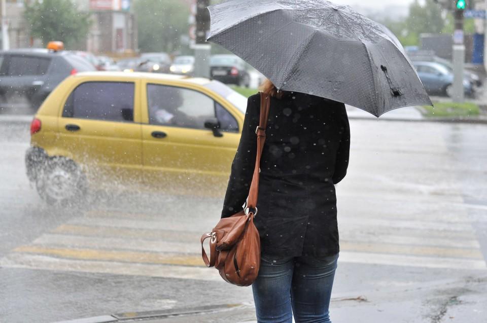 Дождь ожидается в Ижевске 24 апреля