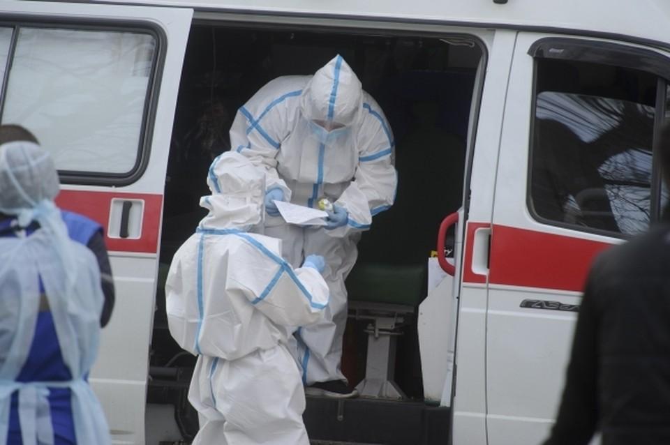 В больницах и стационарах с коронавирусом и пневмониями лечатся 900 человек
