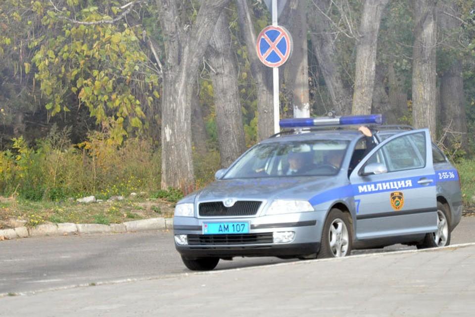 Милиция в Приднестровье никогда не спит.