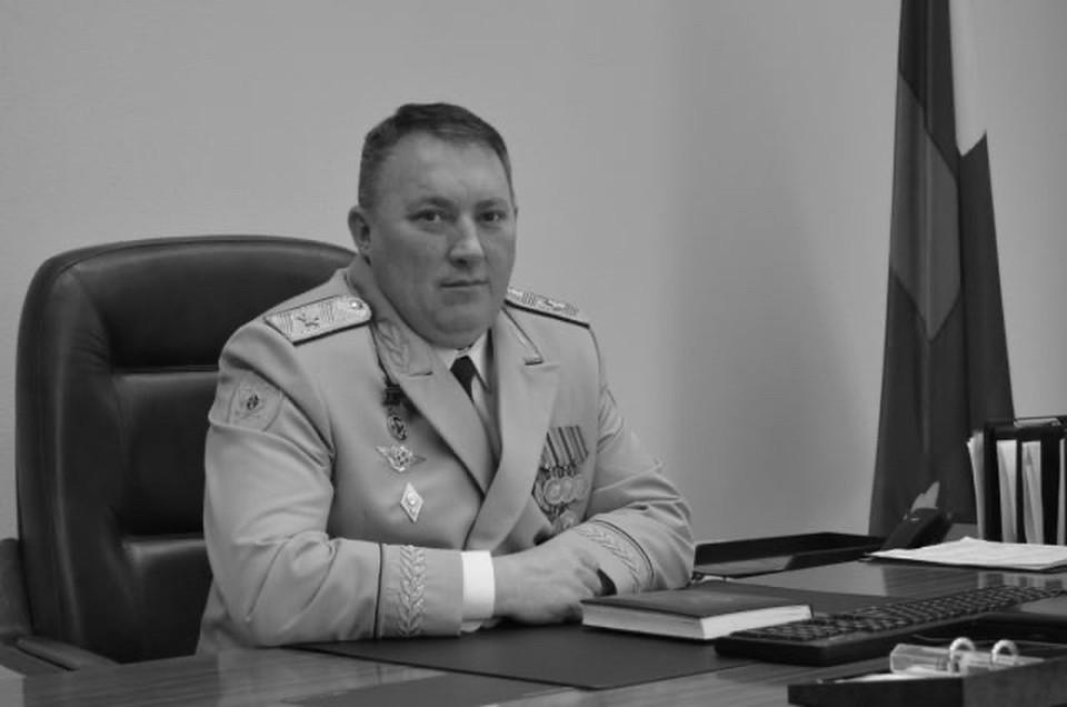 Евгений Михов до 2018 гола руководил УФСИН по Мурманской области. Фото: УФСИН