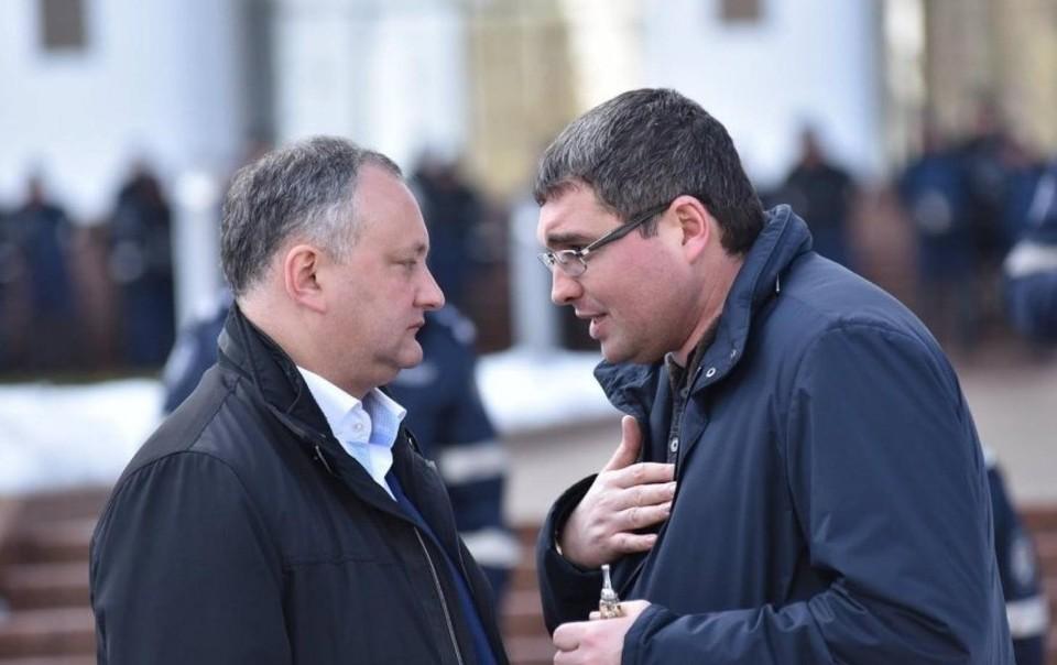 Усатый должен опровергнуть свои заявления относительно Додона и ПСРМ. Фото: соцсети