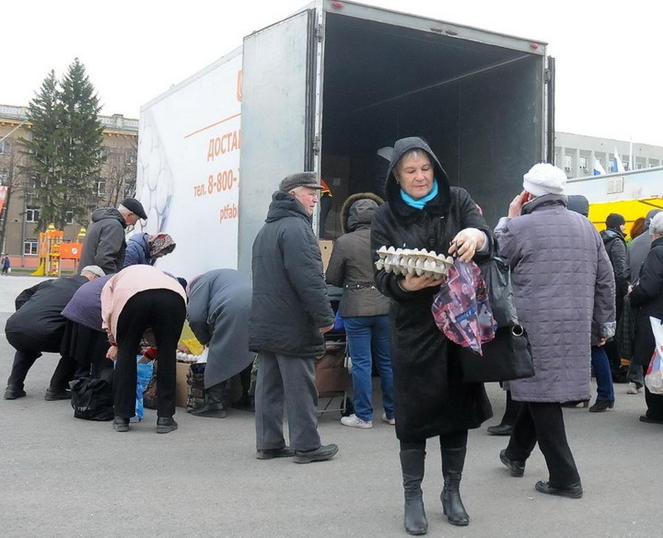 На ярмарказх кузбассовцы смогут приобрести необходимые к празднику товары.
