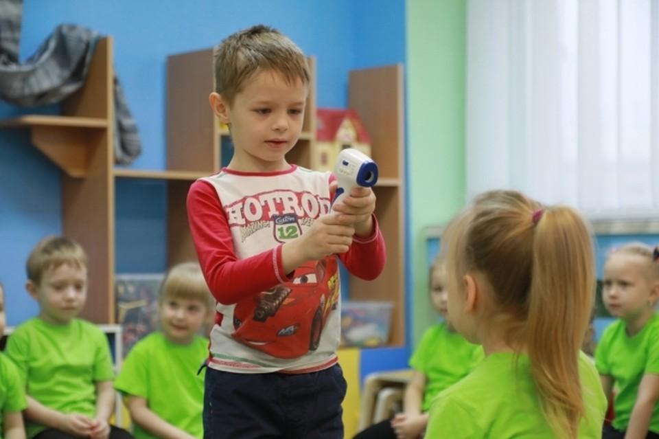 Детсады в Челябинской области примут воспитанников и в майские выходные.