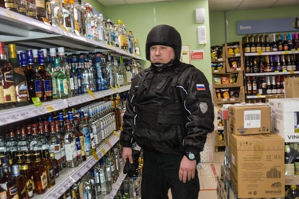Фото предоставлено пресс-службой Агентства Безопасности ГВАРДИЯ.