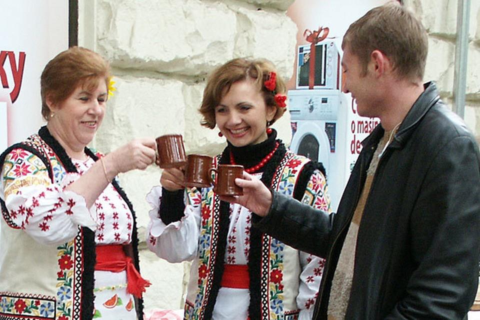 В прошлом году жители Молдовы стали пить меньше.