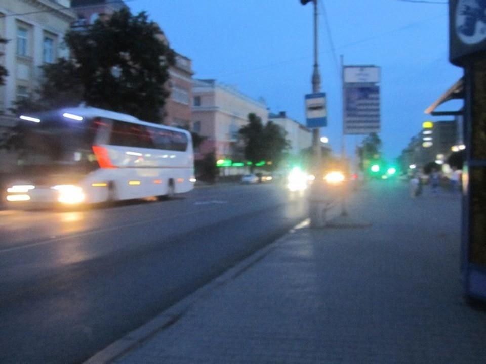 Микроавтобусы будут курсировать ночью по определенным маршрутам