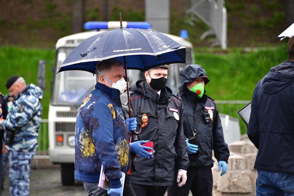 Погода в Краснодаре на 9 мая: на город обрушатся ливни