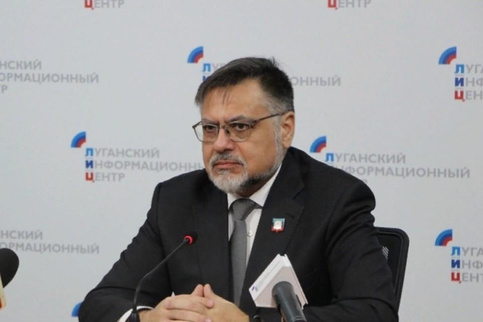 Владислав Дейнего сделал заявление. Фото: ЛИЦ