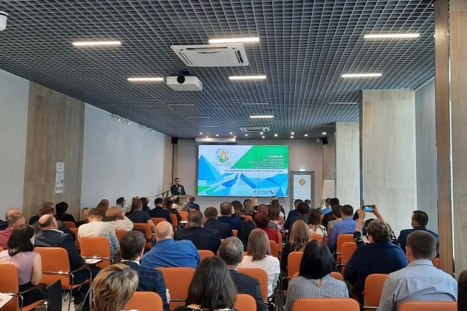 В регионе прошло совещание, посвященное голосованию. Фото: правительство Новосибирской области.