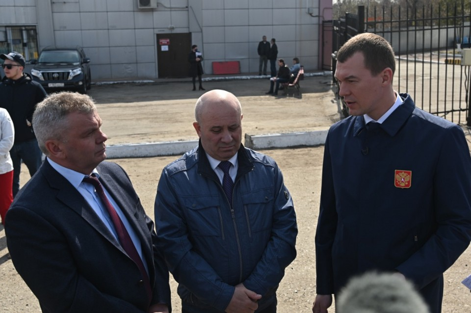 Ужесточить контроль над работой перевозчиков потребовал Михаил Дегтярев