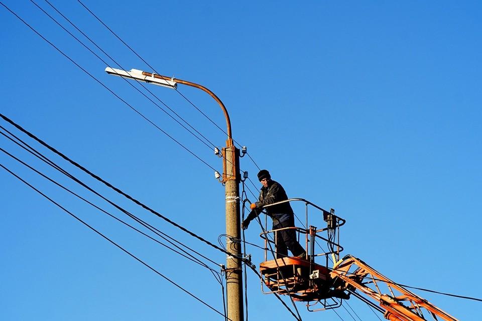 В Железнодорожном районе Орла семь улиц останутся без электричества 27 апреля 2021