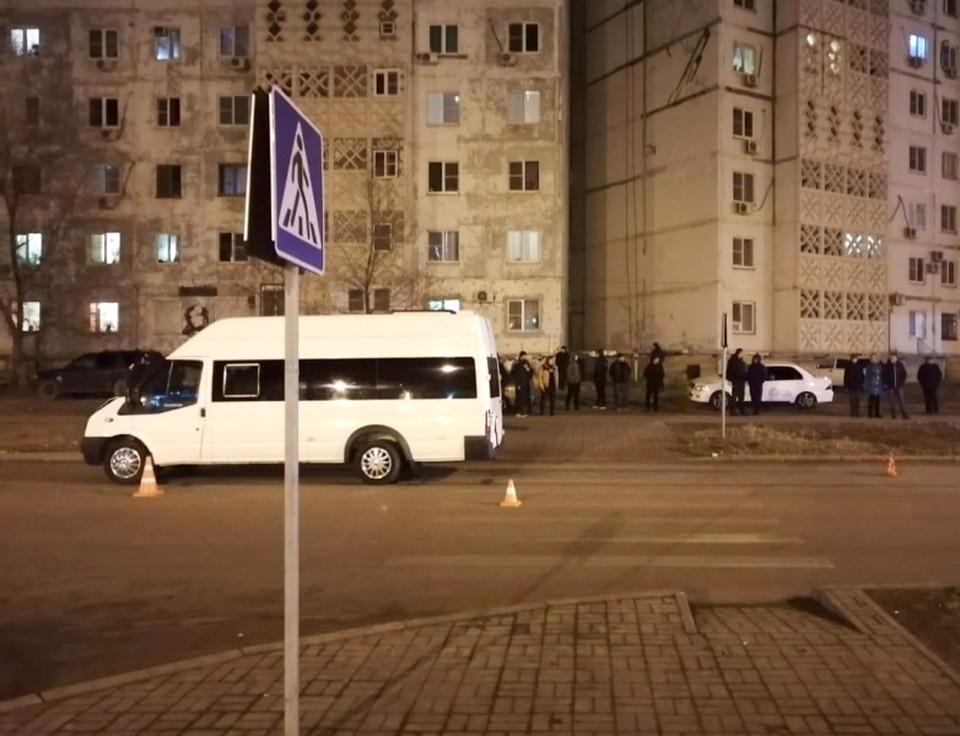 Инцидент произошёл 10 января по переулку Грановского в Трусовском районе