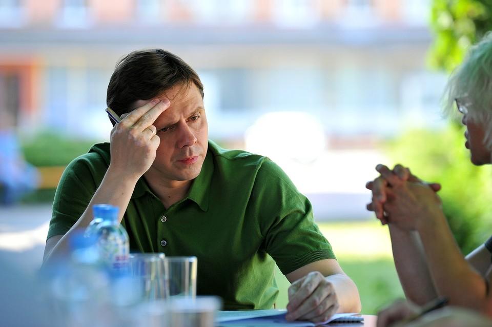 Губернатор Андрей Клычков построит на майских праздниках курятник
