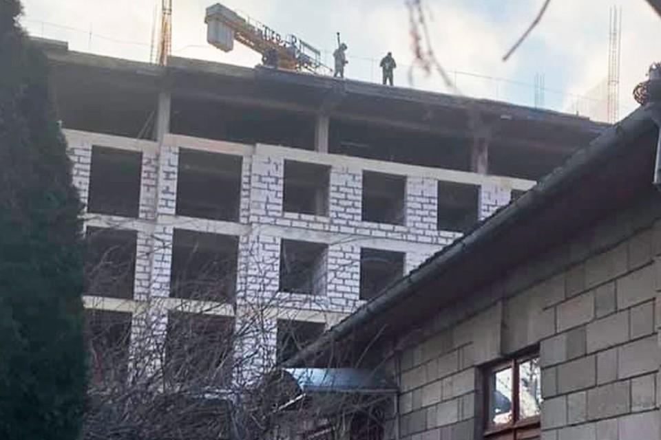 Ион Чебан распорядился опубликовать информацию по нарушениям в сфере строительства. Фото:ionceban.md