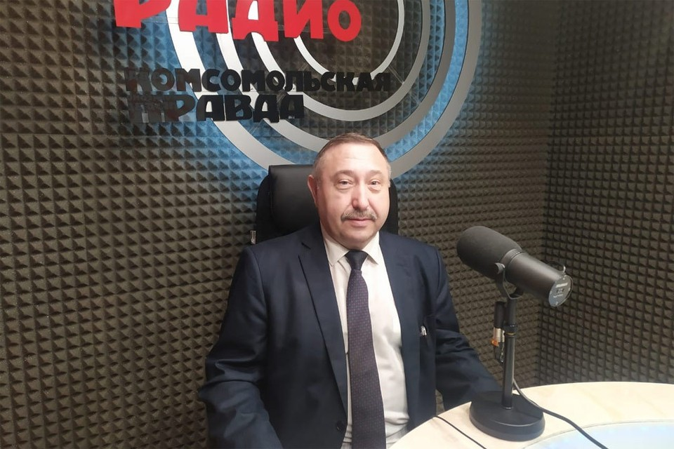 Владимир Теске в международный день ветеринарного врача ответил на вопросы слушателей радио «Комсомольская правда».