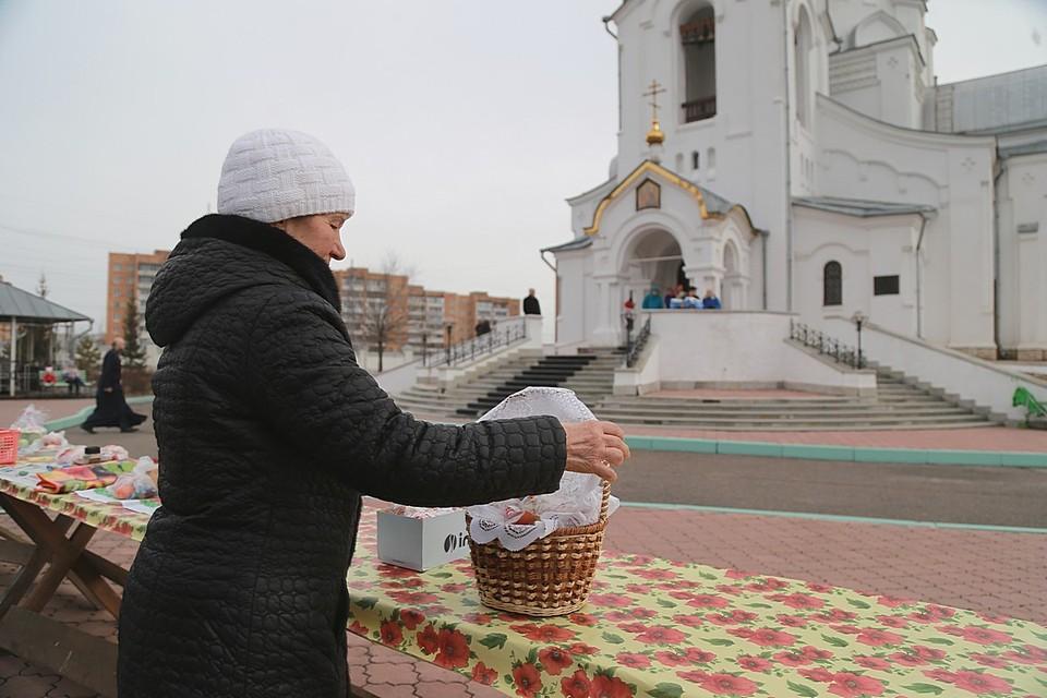 Пасха в Красноярске 2021: как будут ездить автобусы