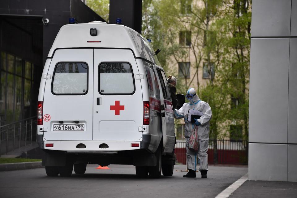 """Власти обновили автопарк службы """"03"""" и медицинское оборудование."""