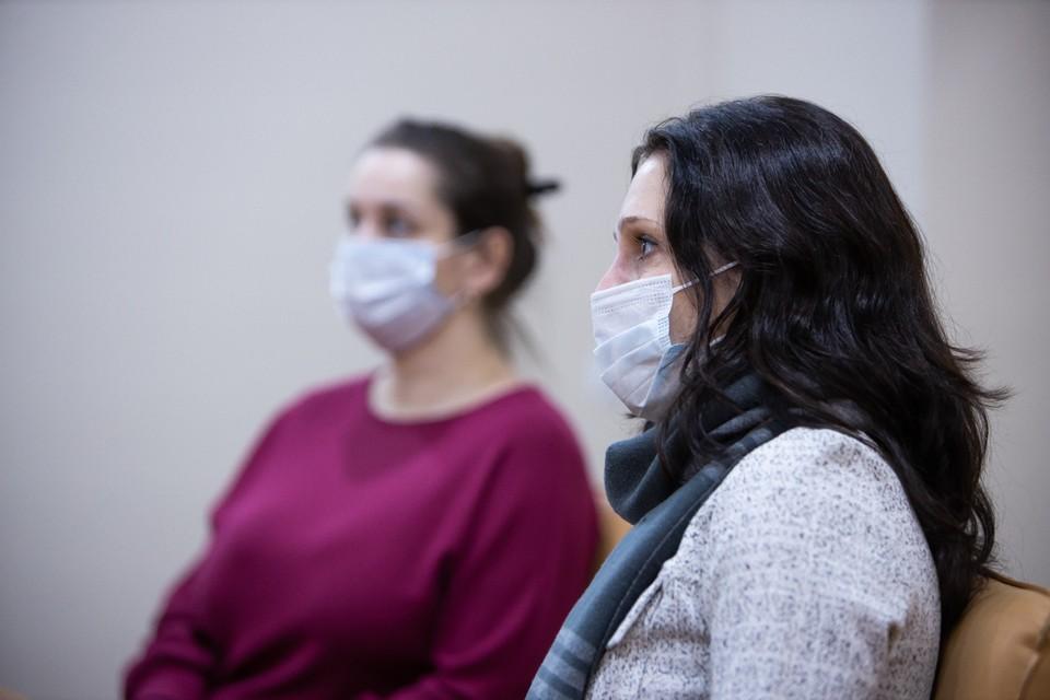 Элине Сушкевич и Елене Белой предстоит еще раз отправиться в столицу.