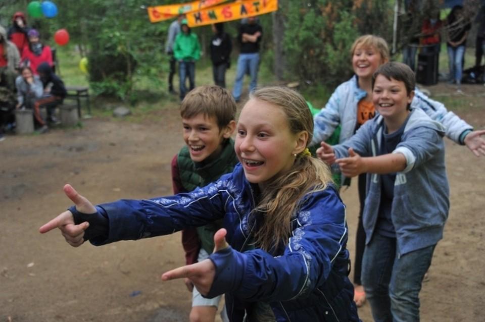 Родители не смогут попасть на территория лагеря в этом году