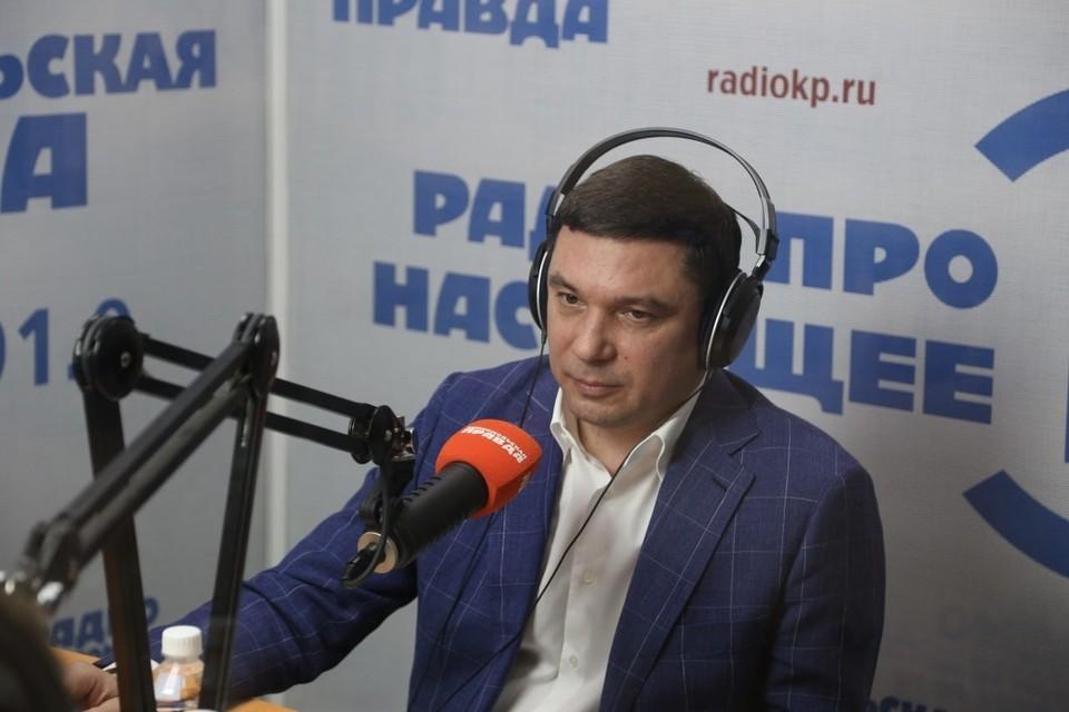 Евгений Первышов.