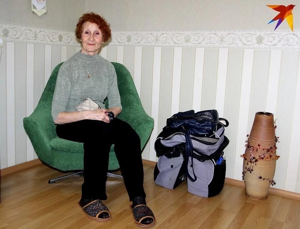 80-летняя Юлия Михайлюк отправилась в 25-е велопутешествие