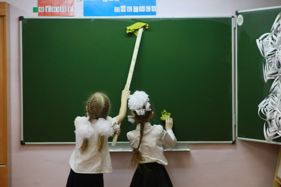 Школа в Барнауле