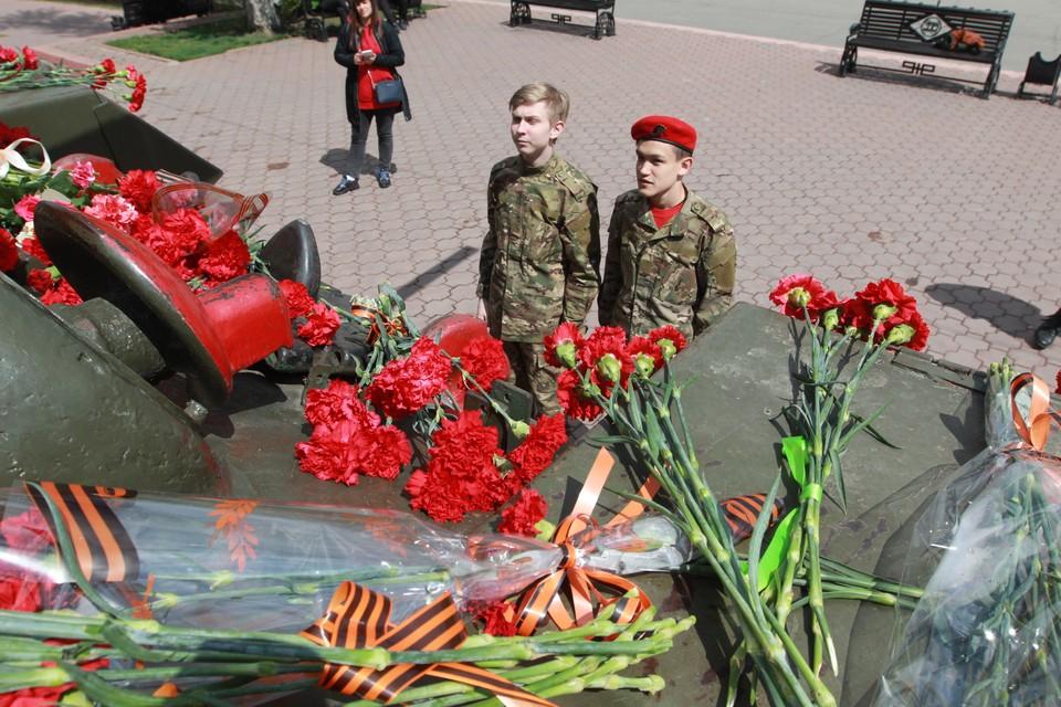 Шествия войск в День Победы в Иркутске не будет