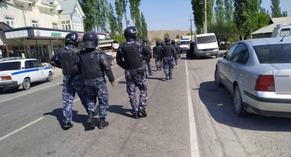 Ситуация на границе обострилась.