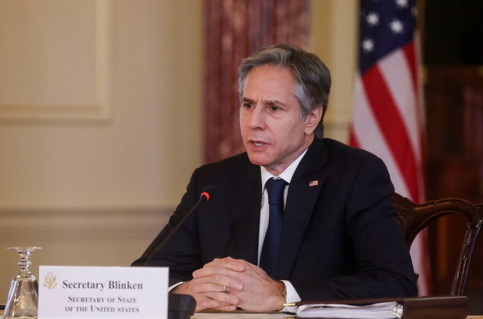 Блинкен заявил о намерении посетить Украину на следующей неделе