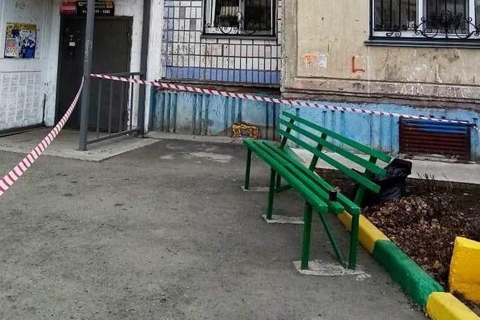 Подозрительный предмет изучили саперы. Фото: МУ МВД России «Бийское»