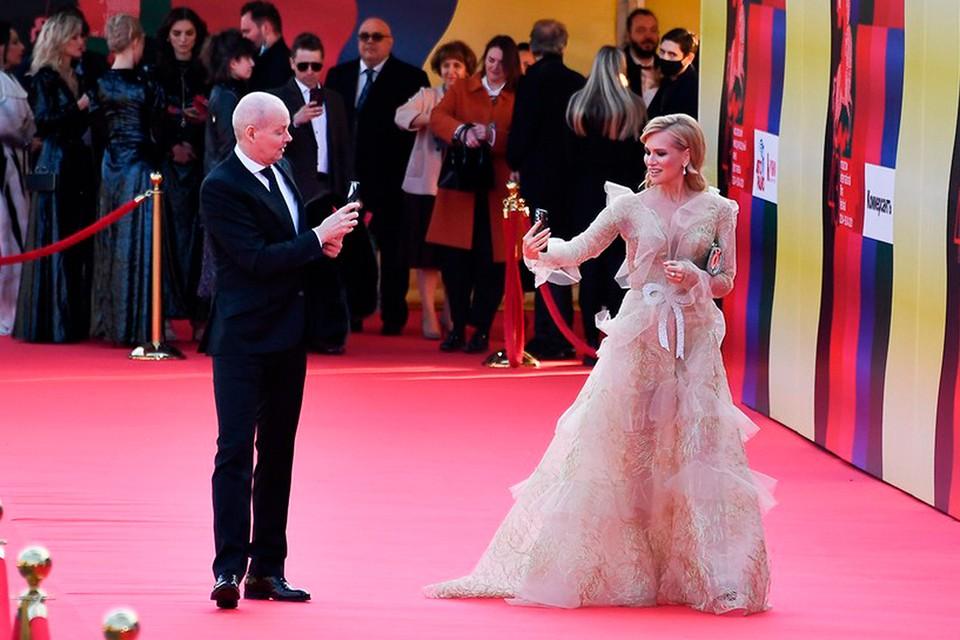 Московский международный кинофестиваль проходил в период с 22 по 29 апреля.
