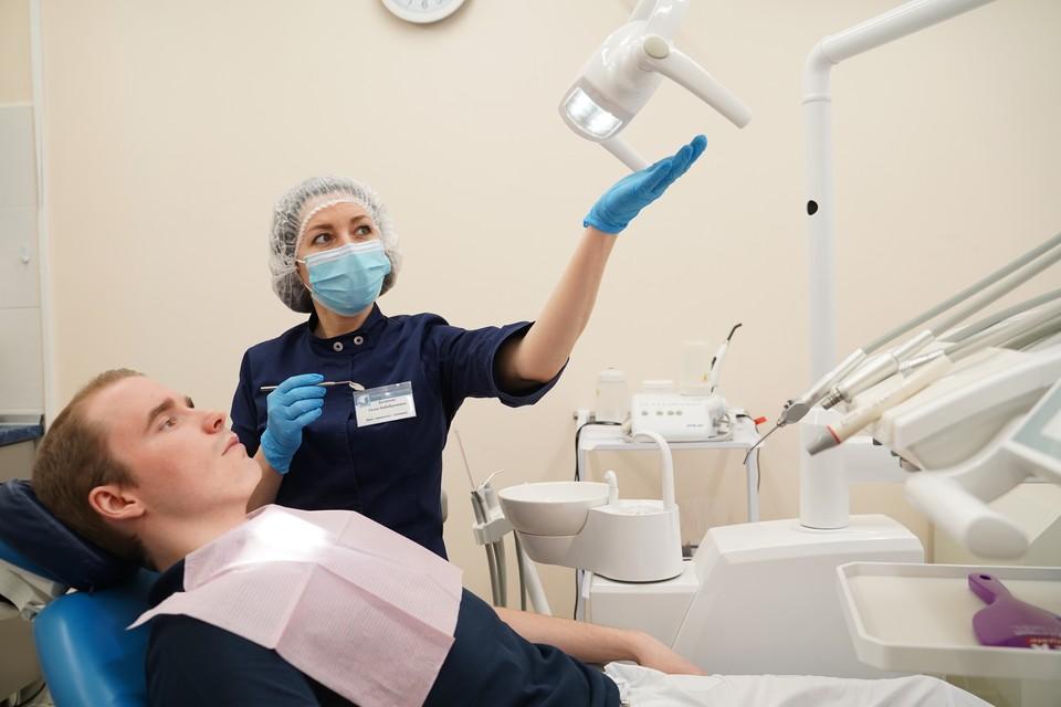 Столичная стоматологическая отрасль полностью восстановилась после ограничений