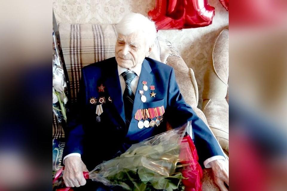 Сибиряк скончался на 101 году жизни. Фото: https://27272.ru