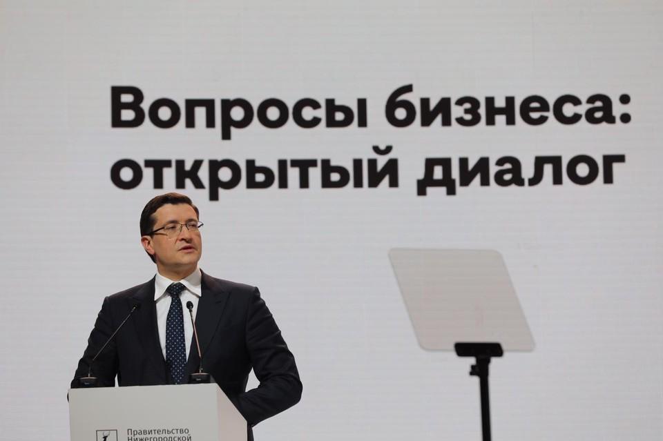 Благодаря оказанным мерам поддержки более 42 тысяч нижегородцев сохранили работу. Фото: Кирилл Мартынов