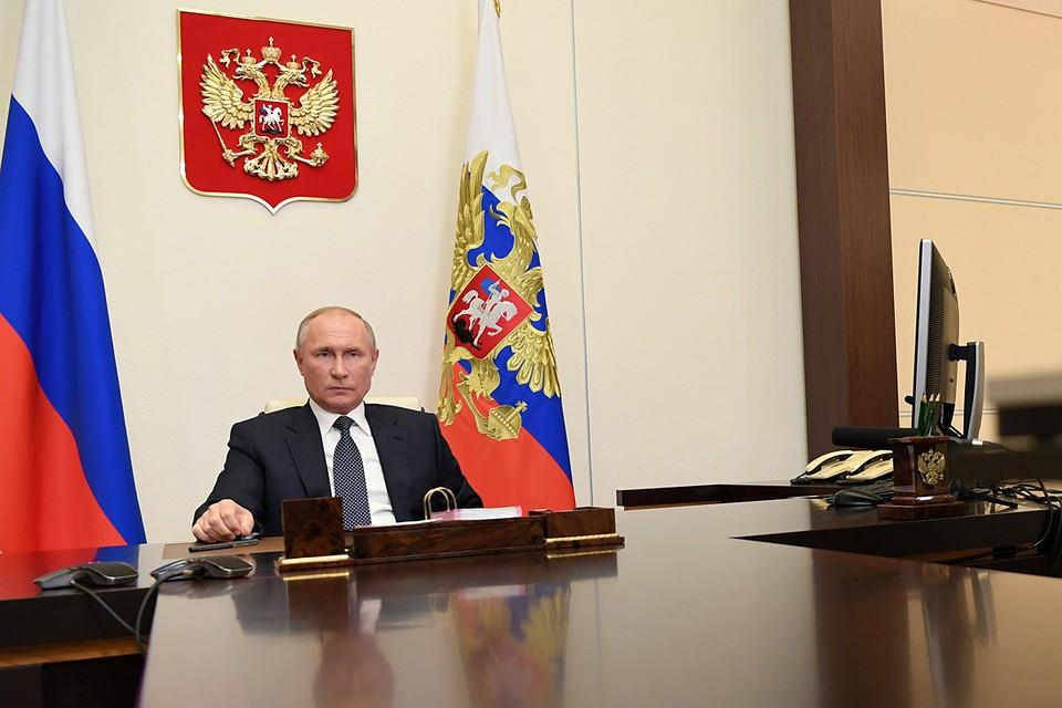 Путин в разговоре с Курцем заявил о необходимости выполнения Киевом минских соглашений.