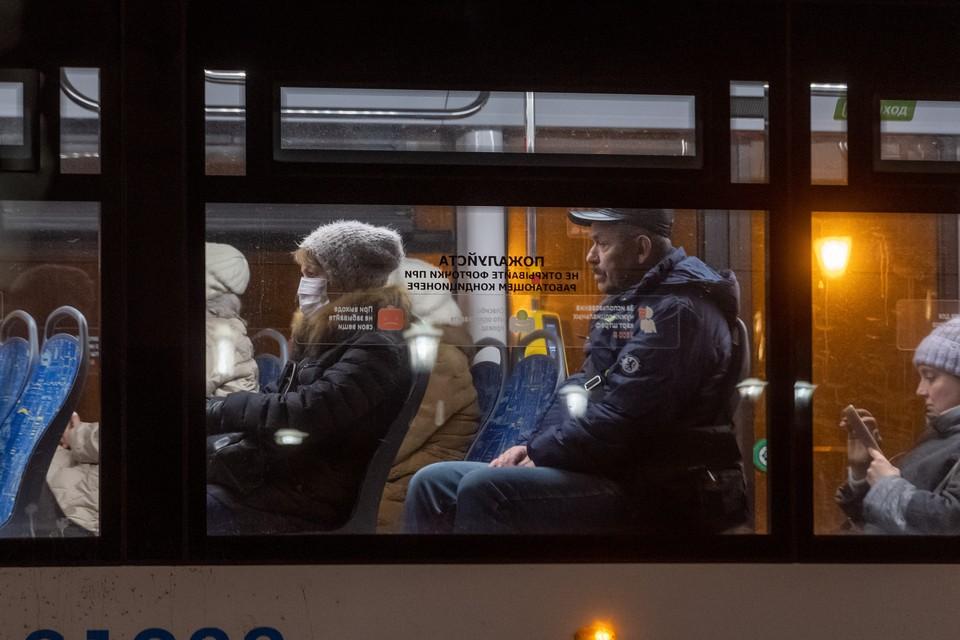 Как будет работать общественный транспорт на Пасху в Нижнем Новгороде.