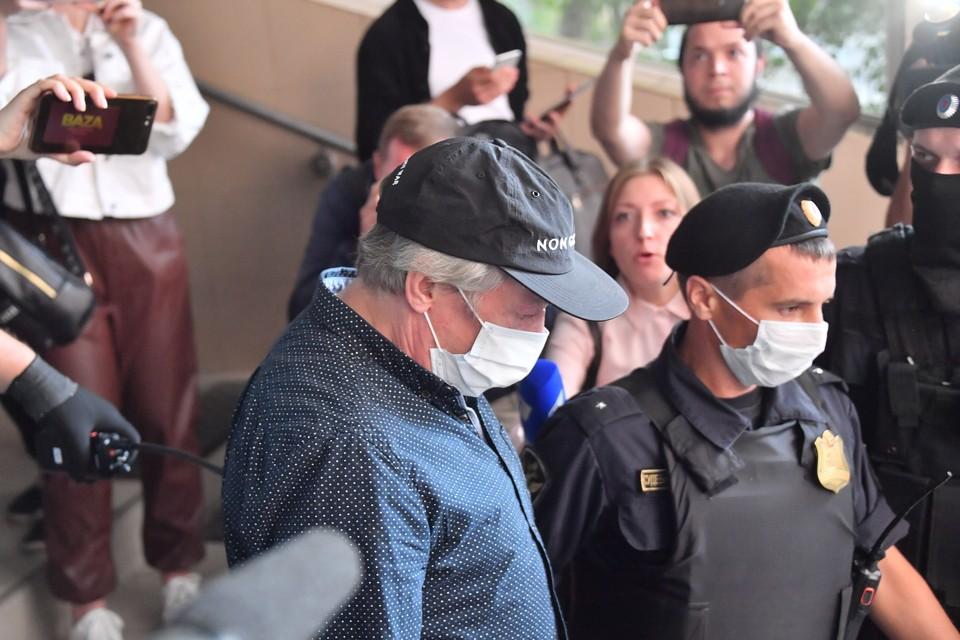 Суд приговорил второго лжесвидетеля по делу Ефремова к 1,5 годам исправительных работ