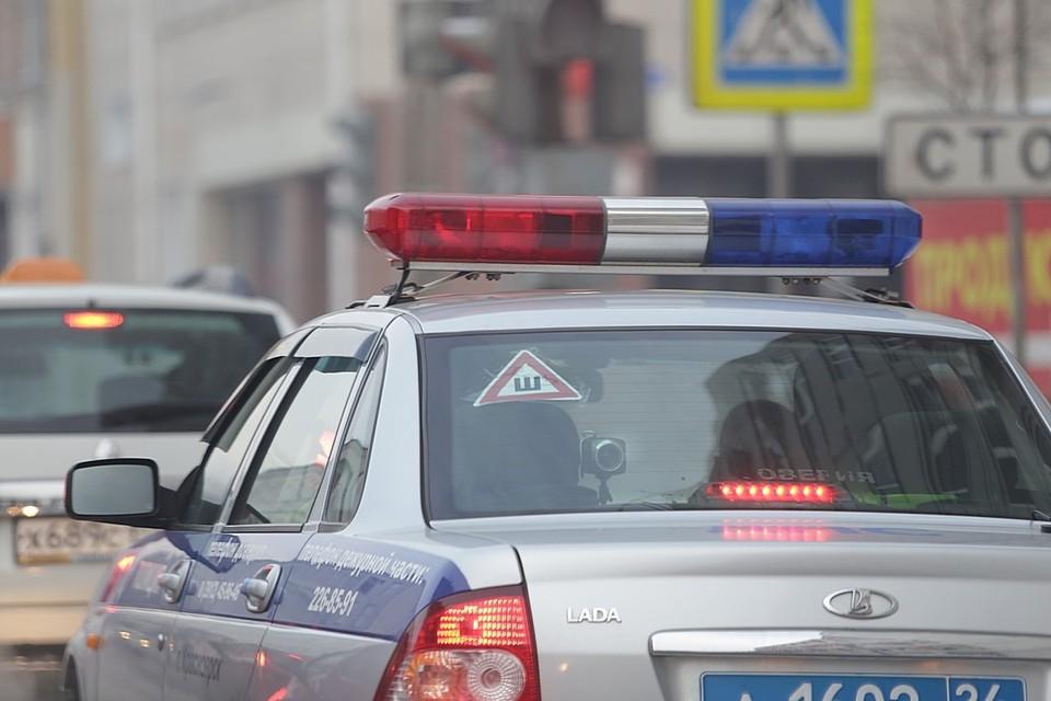 Женщину арестовали по решению суда