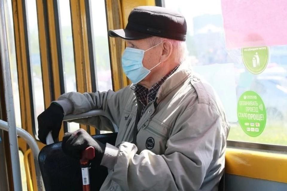 В Барнауле живет более 196 тыс. пенсионеров