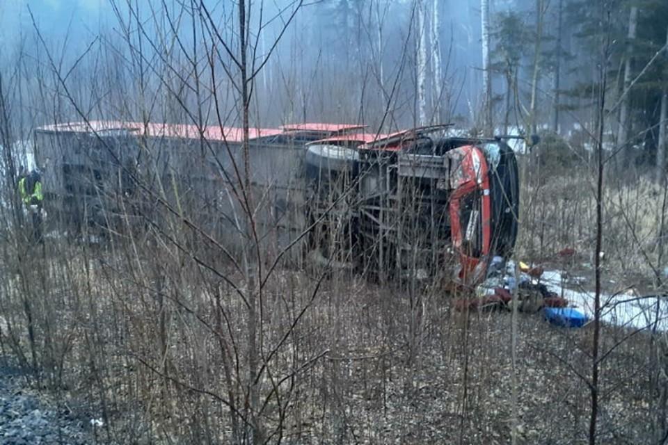 Всего пострадали десять человек, шестеро получили сочетанные травмы. Фото: sovgavanrf