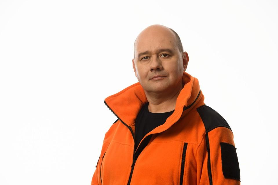 Координатор поисково-спасательного отряда «ЛизаАлерт» Олег Леонов рассказал, как обезопасить детей в условиях большого города. Фото: Пресс-служба «ЛизаАлерт».