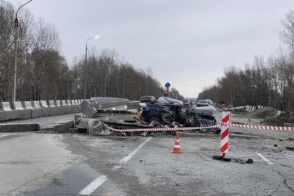 Шокирующая авария с погибшими произошла на юге Хакасии. Фото: ЧП Хакасия l Абакан