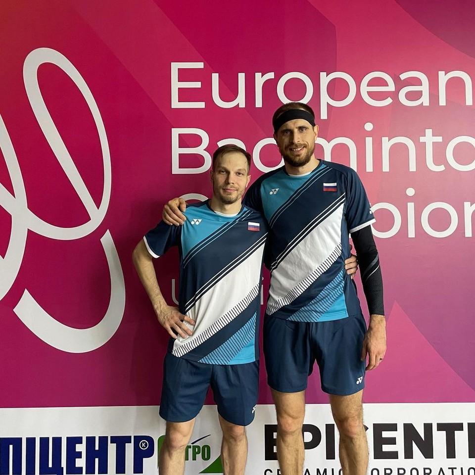 Владимир Иванов (справа) и Иван Созонов (слева). Фото: Владимир Иванов/instagram.com