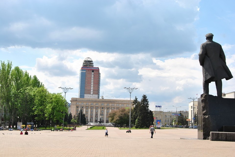 В Донецке будет облачно и жарко