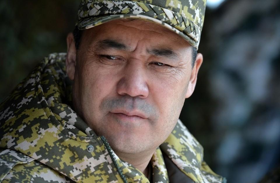 Президент сделал заявление по событиям на кыргызско-таджикской границе.