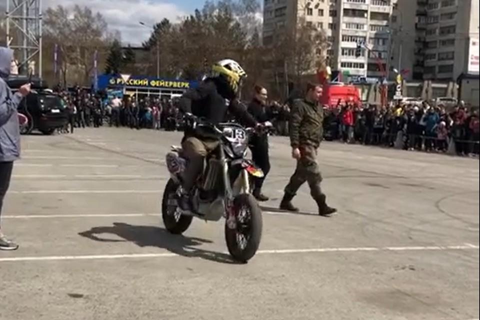 "Скриншот видео cherusovaphoto / Barnaul 22 ""ВКонтакте"""