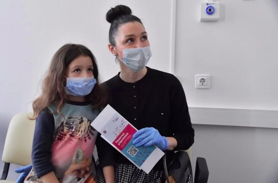 Около 12,6 тысячи детей заболело COVID-19 в Нижегородской области