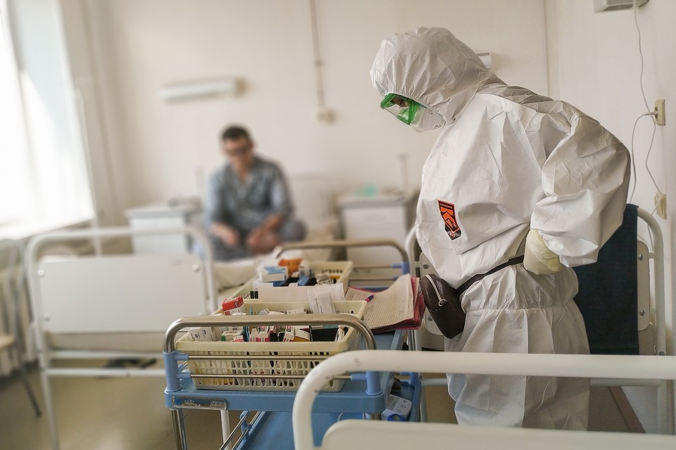 Число заболевших в регионе перевалило за 60 тысяч